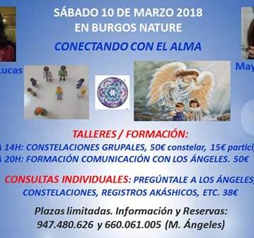 TALLER: CONECTANDO CON EL ALMA. TALLERES CRECIM...
