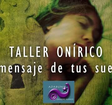 TALLER: CONOCE EL MUNDO DE LOS SUEÑOS