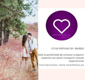 SPEED DATING/ CITAS RAPIDAS SABADELL 26-36 AÑOS