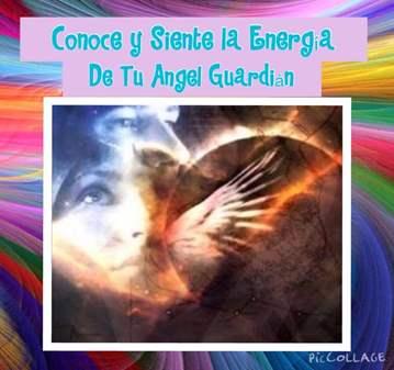 TALLER: CONOCE Y SIENTE LA ENERGÍA DE TU ÁNGEL ...