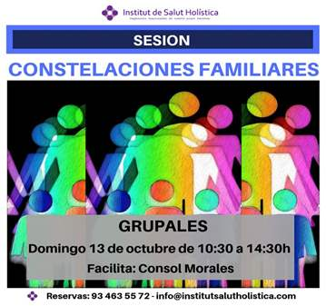 EVENTO: CONSTELACIÓN FAMILIAR GRUPAL