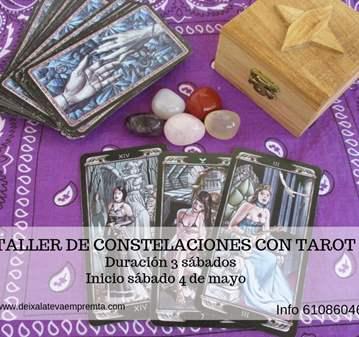 CURSO: CONSTELACIONES CON TAROT