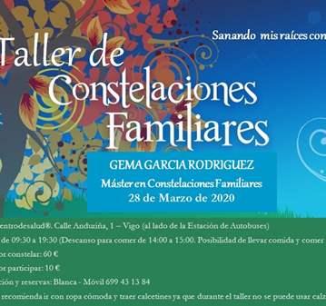 TALLER: CONSTELACIONES FAMILIARES CON GEMA GARC...