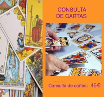 SESIÓN: CONSULTA DE CARTAS