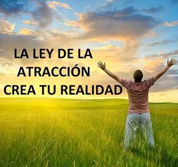 CHARLA: CREA TU REALIDAD CON LA LEY DE LA ATRAC...