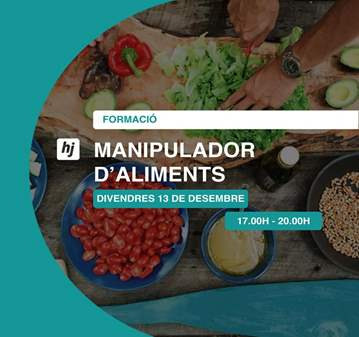 CURSO: CURS: MANIPULADOR D'ALIMENTS (GIRONA)