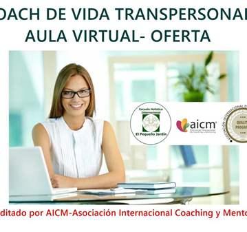 CURSO COACH TRANSPERSONAL AULA VIRTUAL OFERTA
