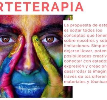 CURSO DE ARTETERAPIA Y CREATIVIDAD EMOCIONAL