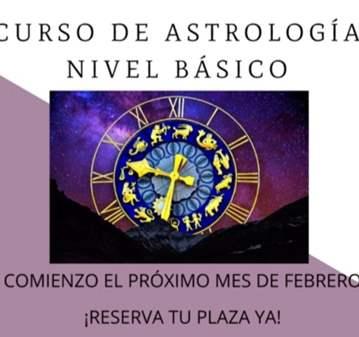 CURSO DE ASTROLOGÍA TRANSPERSONAL Y EVOLUTIVA