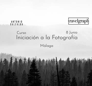 CURSO DE INICIACIÓN A LA FOTOGRAFÍA EN MÁLAGA