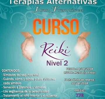 CURSO DE REIKI NIVEL 2