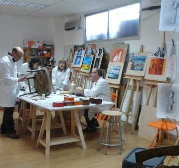 clases de dibujo y pintura cursos y talleres en madrid
