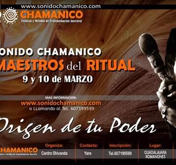 CURSO DE SONIDO CHAMÁNICO