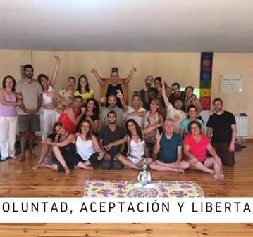 CURSO DE TANTRA- VOLUNTAD, ACEPTACIÓN Y LIBERTAD