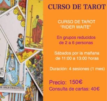 CURSO DE TAROT RIDER WAITE