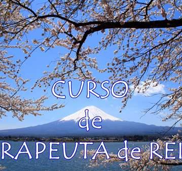 CURSO DE TERAPEUTA DE REIKI