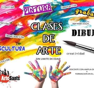 CURSO DE DIBUJO Y ARTE - EXPRESIONARTE