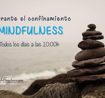 MINDFULNESS A LAS 10:00H DE LUNES A VIERNES