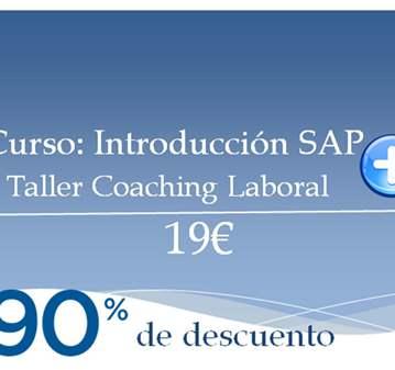 CURSO INTRODUCCIÓN SAP +TALLER DE COACHING LABORAL