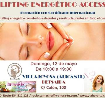 CURSO LIFTING ENERGÉTICO ACCESS