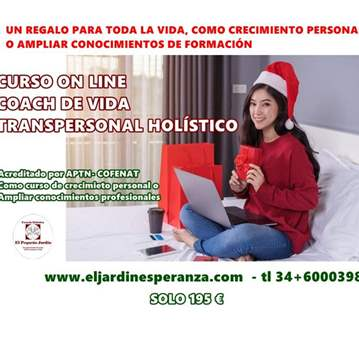 CURSO ON LINE  COMO REGALO DE REYES