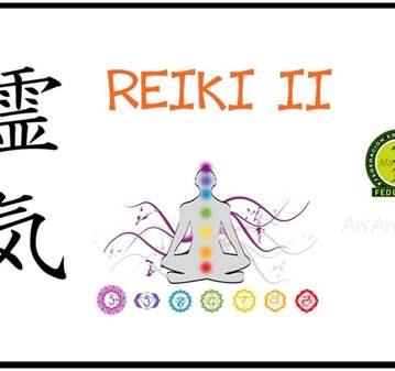 CURSO REIKI II - ONLINE - (SEGUNDO NIVEL)