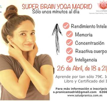 CURSO SUPER BRAIN YOGA