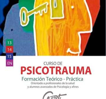 CURSO TEORICO-PRACTICO DE PSICOTRAUMA 13,14 Y 15