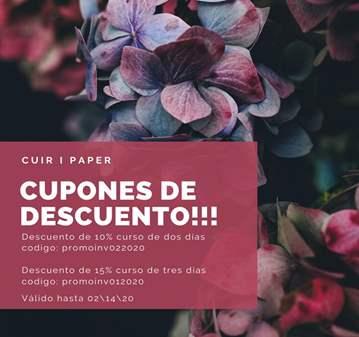CURSOS DE CUERO