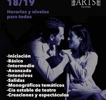 CURSOS/TALLER DE TEATRO VARIOS NIVELES.ANTRICRISIS