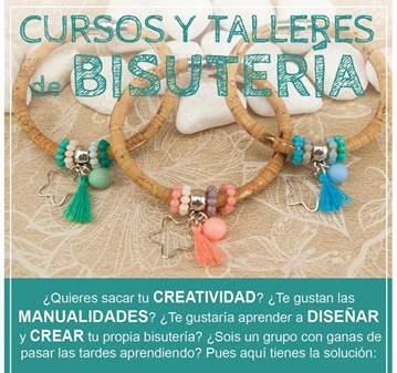 CLASE: CURSOS Y TALLERES DE BISUTERIA