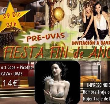 FIESTA: FIN DE AÑO PRE-UVAS >>EN COMMODORO>>(+4...
