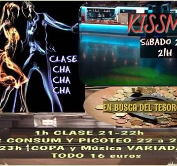 FIESTA: EN BUSCA DELTESOROJUEGO+CLASE CHA CHA C...