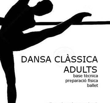 CLASE: DANZA CLÁSICA PARA ADULTOS