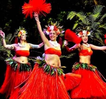 CURSO: DANZA TAHITIANA INICIACIÓN