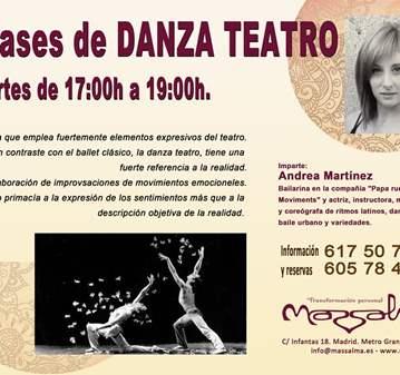 CLASE: DANZA-TEATRO