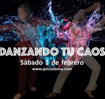 TALLER: DANZANDO TU CAOS