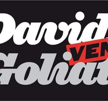 CONFERENCIA: DAVID VENCE A GOLIAT