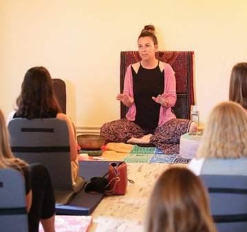 CURSO: DE INICIO A LA MEDITACIÓN Y MINDFULNESS