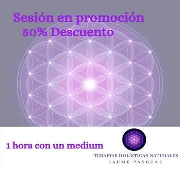 SESIÓN: DE MEDIUMNIDAD EN PROMOCIÓN