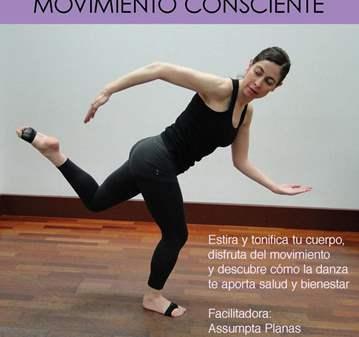 CLASE: DE MOVIMIENTO CONSCIENTE