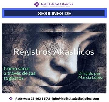SESIÓN: DE REGISTROS AKÁSHICOS AL 50%