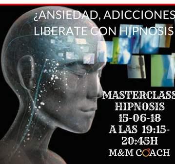 MASTERCLASS: DESCUBRE LOS SECRETOS DE LA HIPNOSIS