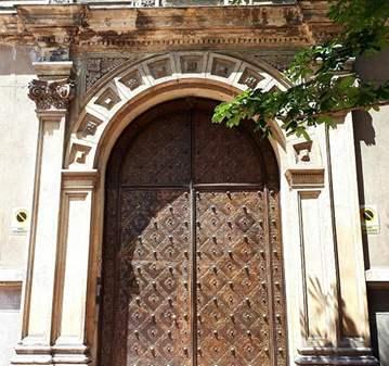 VISITA GUIADA: PALACIOS Y PALACETES DEL BARRIO ...