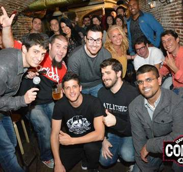 LOS SHOWS DEL BARCELONA COMEDY CLUB