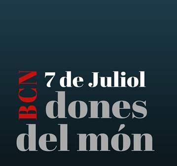 JORNADA: DONES DEL MÓN