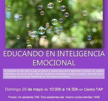 TALLER: EDUCANDO EN INTELIGENCIA EMOCIONAL