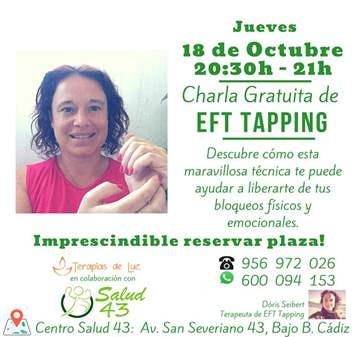 CHARLA: EFT TAPPING
