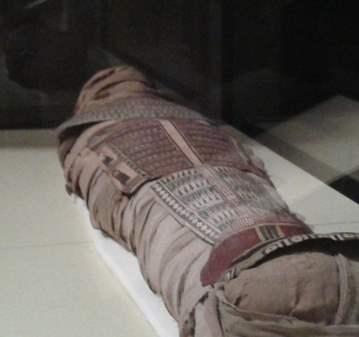VISITA: HISTORIAS DE LA HISTORIA EN EL MAN EGIPTO