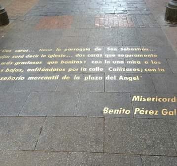 VISITA GUIADA: EL BARRIO DE LAS LETRAS. HISTORI...